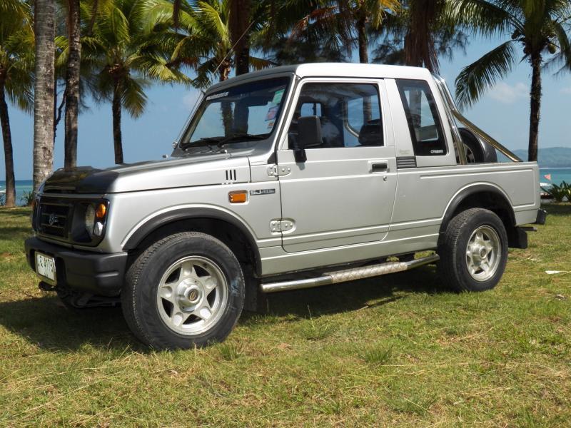 Suzuki Hire Koh Samui