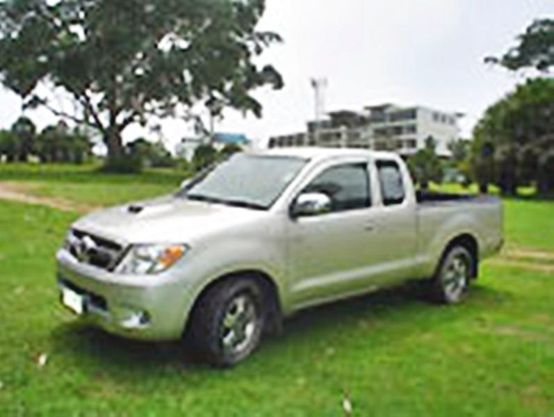 Andaman Car Rental Patong